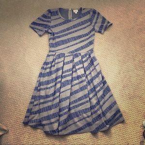Lularoe Amelia Dress Medium